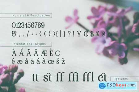 RENDA - Serif 5140015