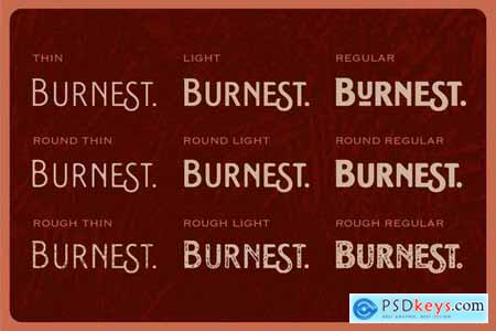 Burnest 5087348