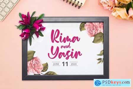 Romantics - Cute & Authentic Script