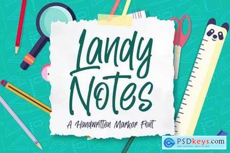 Landy Notes