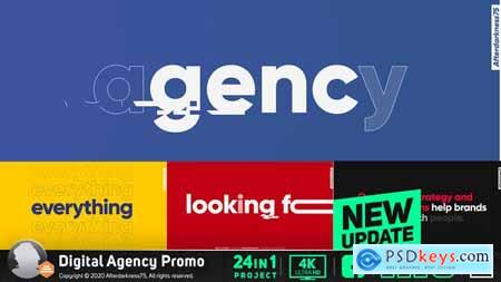 Digital Agency Promo 25139807