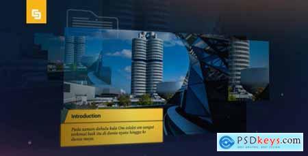 Modern Corporate Presentation 20490708