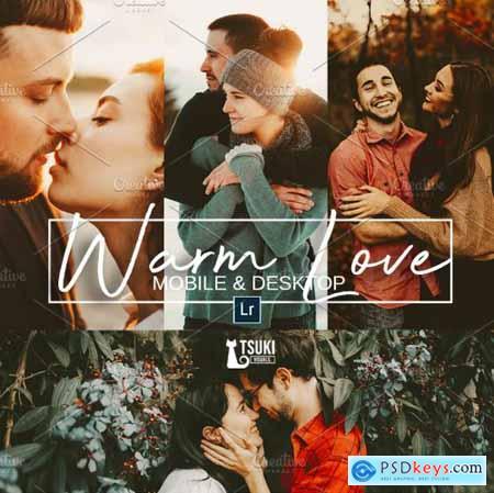 WARM LOVE 15 Presets 5093923