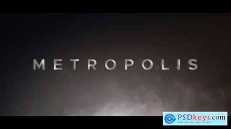 Metropolis Cinematic Trailer 24716018