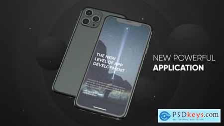 Phone 11 Pro App Presentation 24631241