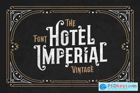 Hotel Imperial Font 5032919