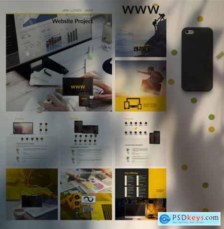 Social Media Website Project Layouts 362610864