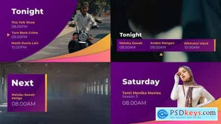 Gradient Broadcast Package Essential Graphics 26569390