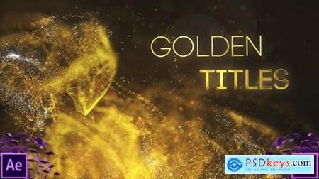 Golden Partilce Titles 26304119