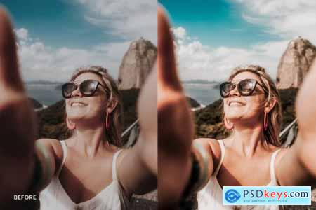 Lightroom Preset-Selfie Beauty Theme 4976167