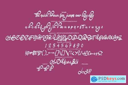 Aleyia Beauty Script