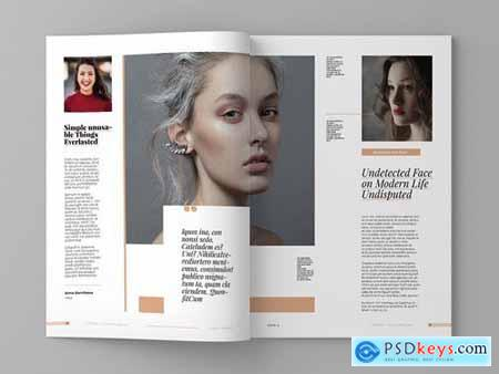 Gorano - Magazine Template