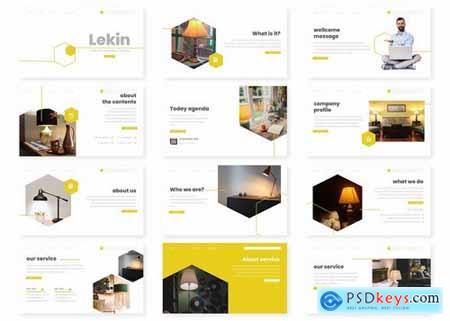 Lekin - Powerpoint Google Slides and Keynote Templates