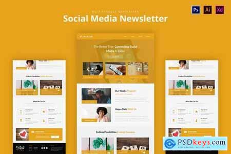 Social Media Newsletter