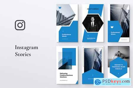VOCT Creative Agency Instagram Stories