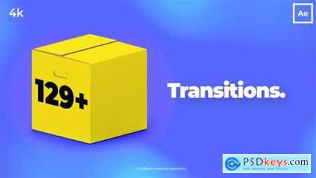 Clean & Minimal Transitions 25326100
