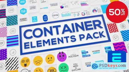 Container Elements Pack 26607592