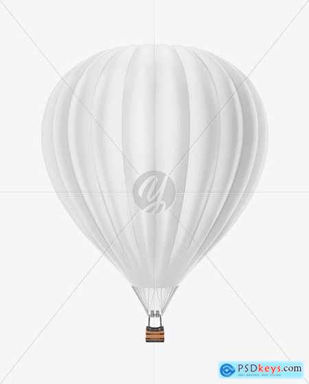 Air Balloon Mockup 63378
