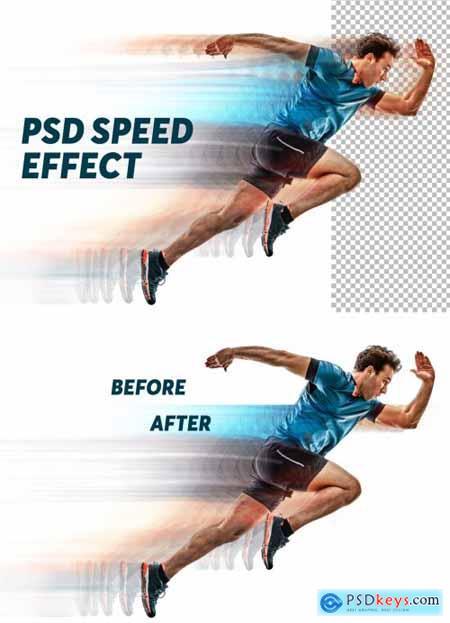 Speed Photo Effect 363654295
