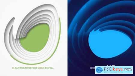 Clean multipurpose Logo reveal 24603403