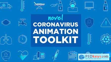 Coronavirus Animation Toolkit 26047512