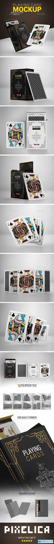 Playing Card Mockup 24195014