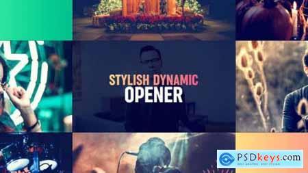 Stylish Dynamic Opener 23586497