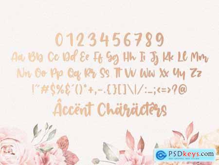 Jacklin YH - Handwritten Font
