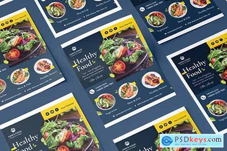 Fresh Food Flyer731