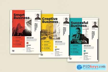 Business Flyer Set268