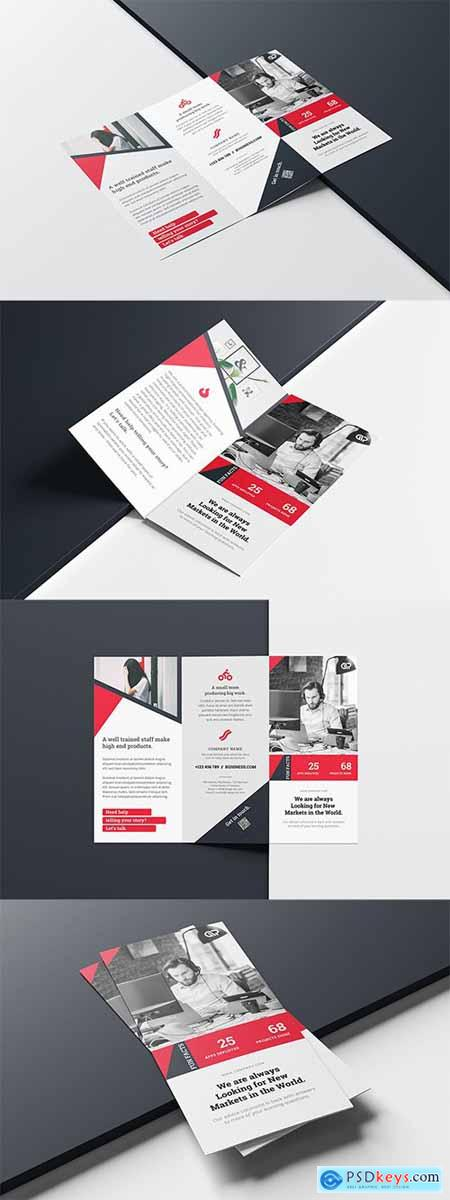 Trifold Brochure 020