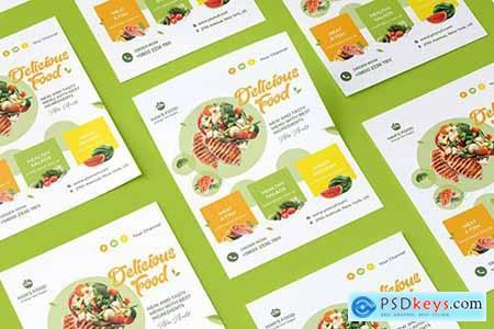 Fresh Food Flyer218