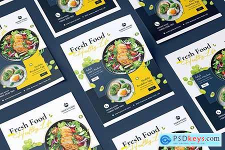 Fresh Food Flyer