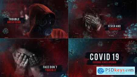 Covid 19 Virus Opener 26179326