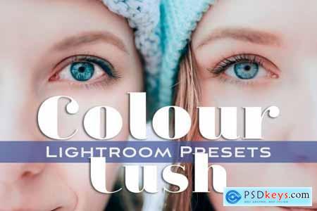 Colour Lush Lightroom Presets 5020345