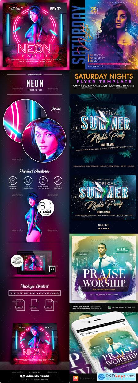 Flyer Templates Vip 13-JULY-2020 PREVIEW