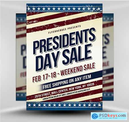 Presidents Day Sale v2