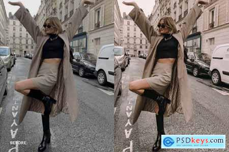 Lightroom Preset-Paris Dream 4976148