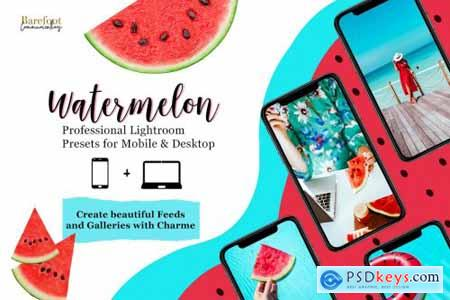 Watermelon Lightroom Presets 4975606