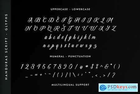 Handuras Script 5164701