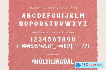 ROTTELY - DISPLAY FONT 3816596