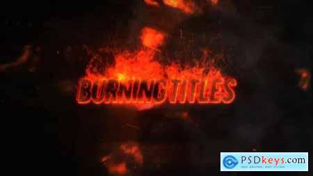 Exploding Burning Titles 27687401