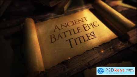 Legendary Epic Scroll Titles 27627890