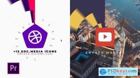 Abstract Logo Intro Animation 27669682