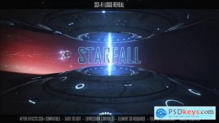 Sci-Fi Logo Reveal 27617409