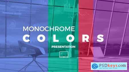 Monochrome Colors Presentation 27673066