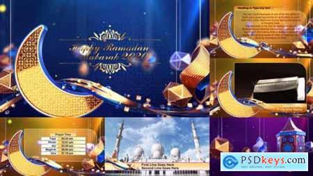 Ramadan_Eid_ Broadcast Package Opener 26134921