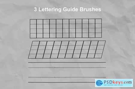 Start Type - Procreate Brush