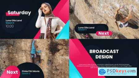 Broadcast Channel identity Essential Graphics 27597186