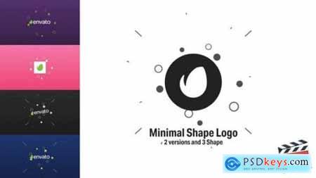 Minimal Shape Logo 27363179